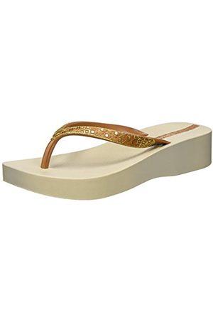 Bauer Women's Mesh Ii Plat Fem Open Toe Sandals multi-coloured Size: 4
