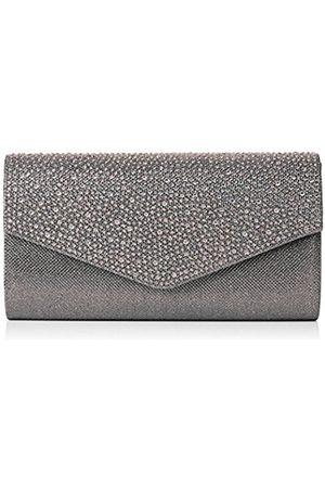 SwankySwans Swanky Swans Women s Montary Glitter Diamante Envelope Clutch  Bag Clutch de65119c7f042