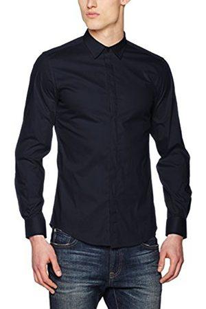 Antony Morato Men T-shirts - Men's Basica Con Abbottonatura Nascosta Elastica Casual Shirt