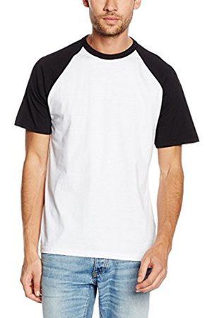 Fruit Of The Loom Men Short Sleeve - Men's Baseball Classic Short Sleeve T-Shirt