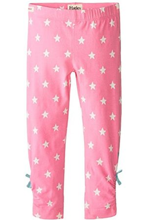 BAND OF OUTSIDERS Girl's Rose Stars Stretch Jersey Leggings