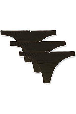 Pretty Polly Women's Olivia Thong Set of 3 Brief