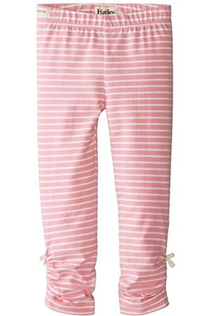 BAND OF OUTSIDERS Girl's Stripe Stretch Jersey Leggings