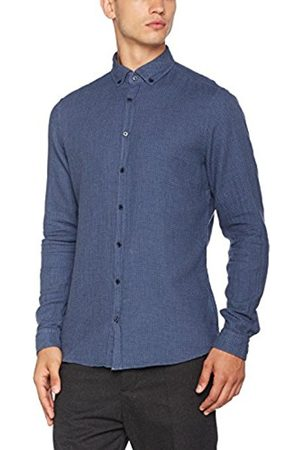2-Bizzy Joop Men's 15 Jjsh-19Heli-W 10003690 Casual Shirt