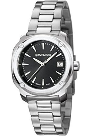 Wenger Women's Analogue Quartz Watch with Stainless Steel Strap 01.1121.101