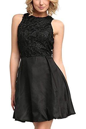 APART Fashion Women's Glamour: -Cream: Lace-for-Grace Dress