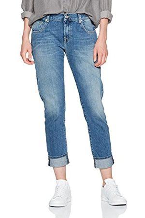 Acuvue Women's Relaxed Skinny Boyfriend Jeans