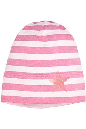 Papillon Baby Girls' Beanie Middle, 2-Farbringel, Reflexmotiv Hat