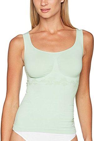 bellycloud Belly cloud Women's Stützhemdchen Lilie, Figurformend, Seamless Shapewear Top