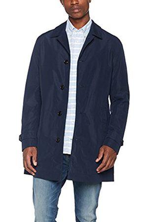 A1A Men's Hilfiger Mac Trench Coat