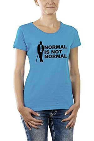 Jaded London Girlie T-Shirt Dr. House – Normal is not Normal D1648 - - XS