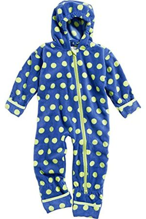BunniesJR Unisex Baby All-in-One Fleeceoverall Dots Overall