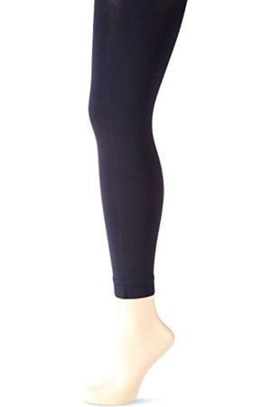 Nur Die Women's Leggings Tights, 80 Den, -Blau (Dunkelblau 34)