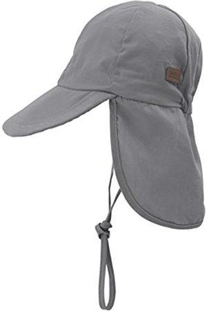 Bo-garden Boy's Sommerhut Mit Schirm Und Nackenschutz UV 30+, Uni Cap