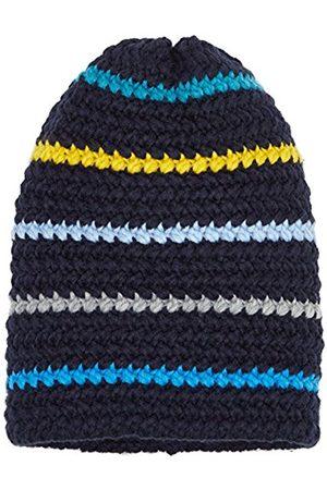 Catarina Martins Boy's Strickmütze Hat, -Blau (Marine 300)