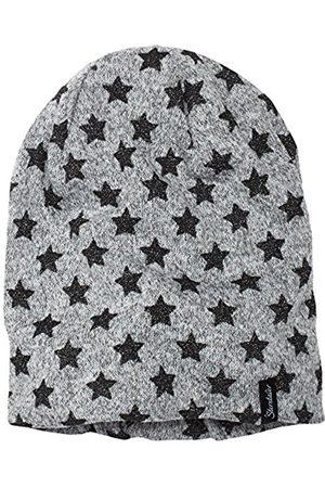 Catarina Martins Girl's Slouch-Beanie Hat, -Schwarz (Schwarz 590)