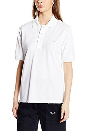 Trigema Women's Polo Shirt Weiß (weiß 001) 18