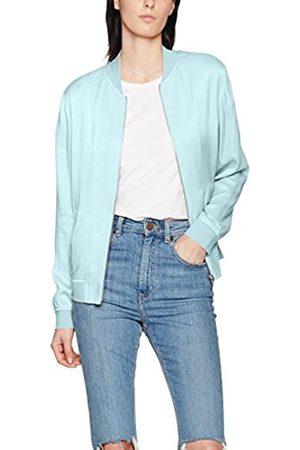 Blue Seven Women's Zip up Bomber Jacket