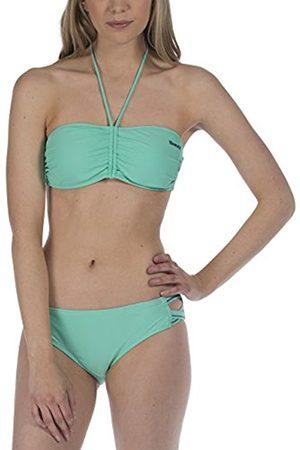 'S MAX MARA Women's Bikini - Turquoise - Manufacturers Size:Small