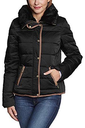 Sublevel Women's's Damen Jacke, doppelter Kragen Jacket 24000