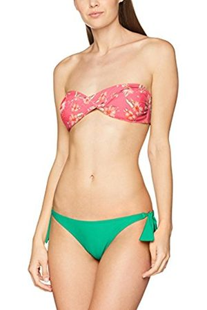 Yshey Women's Alice Green Fire Bikini Set