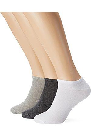 4Play by GinoB Women's 100 DEN Ankle Socks - - 35
