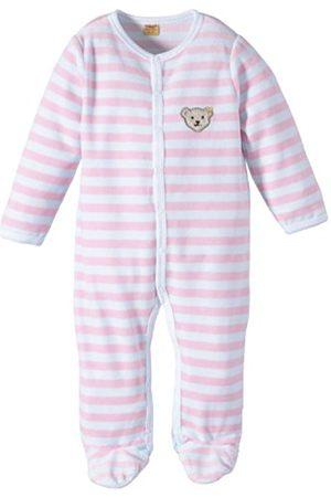 Casuelle Unisex Baby 0002848 1/1 Sleeves Striped Romper
