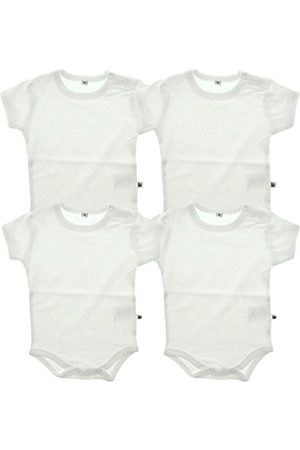 98ab666afb6 Pippi Unisex Baby Body Short Sleeve AO Printed 4 Pack Blouse. Amazon