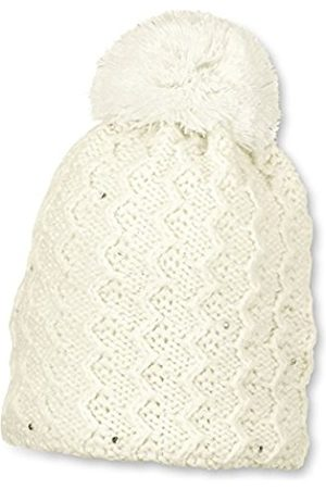 Catarina Martins Girl's Strickmütze Hat, - (Ecru 903)