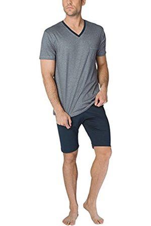Griffin Men's Comfy Zone Herren Kurz Pyjama Set