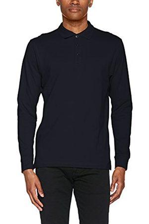 CliQue Men's Classic Long Sleeve Polo Shirt