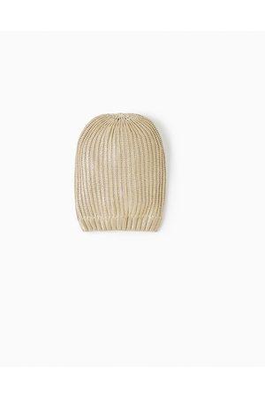 Zara METALLIC HAT