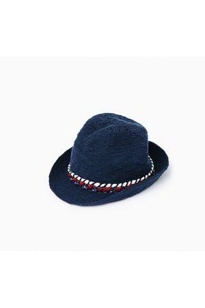 Zara WOVEN BAND HAT