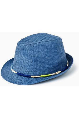 Zara STRAW HAT WITH COLOURFUL CORD