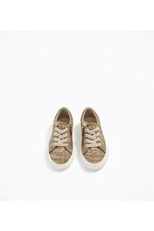 Zara Boys Casual Shoes - ZIP PLIMSOLLS