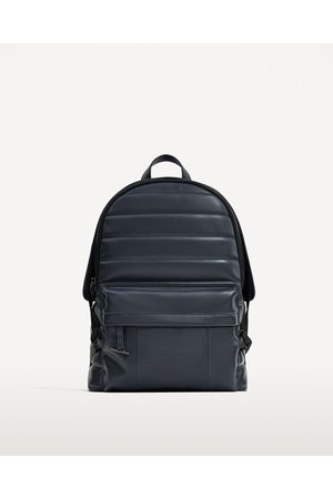 Zara QUILTED BACKPACK