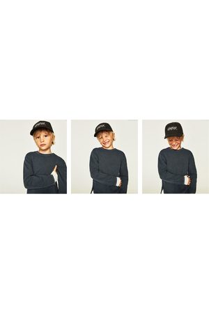 Zara 'WHATEVER' CAP