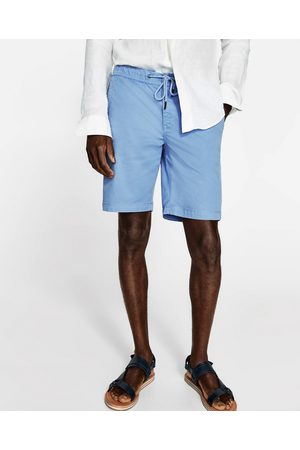 Zara CHINO BERMUDA SHORTS - Available in more colours