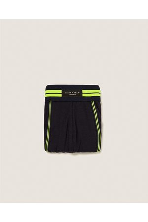 Zara NEON BOXERS WITH RIBBONS - Available in more colours