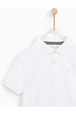 Zara SHORT SLEEVE PIQUÉ POLO SHIRT - Available in more colours