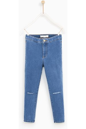 Zara BASIC DENIM JEGGINGS - Available in more colours