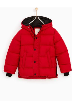 c0aed2a0e5ce Zara BASIC NYLON DOWN PUFFER JACKET WITH ZIPS - Available in more colours