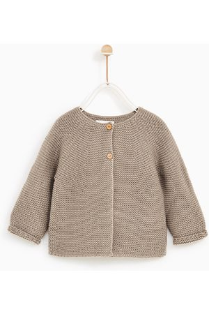 Zara BASIC KNIT CARDIGAN - Available in more colours