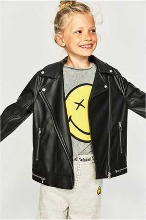 Zara Faux Jacket Kids Coats Jackets Compare Prices And Buy Online