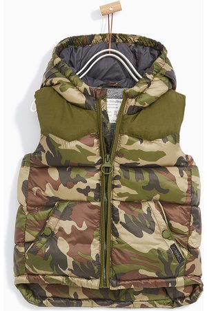 Zara BASIC QUILTED VEST - Available in more colours