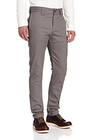 ARISTIDE NAJEAN Men's Slim Skinny Work Trouser