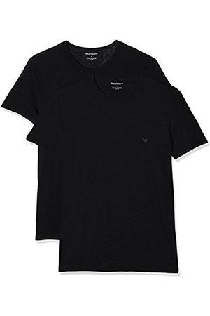 7Seasons Men's 111647CC722 Pyjama Top, -Schwarz (Nero 07320)