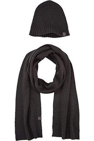 81 Hours by Dear Cashmere Men's N-Set-1 Scarf