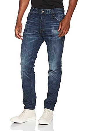 12Monkeys Men's Lanc 3d Tapered Fit Jeans