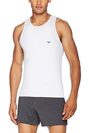 7Seasons Men's 110828CC729 Pyjama Top, -Weiß (Bianco 00010)
